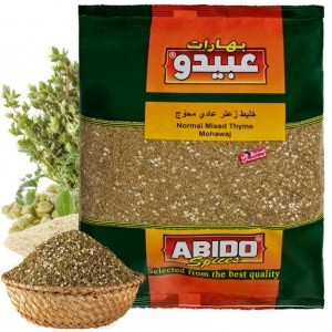 Заатар Thyme Normal Mixed Mohawaj Abido 500 гр